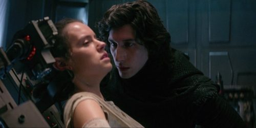 Why We're Thankful for Kylo Ren and Rey