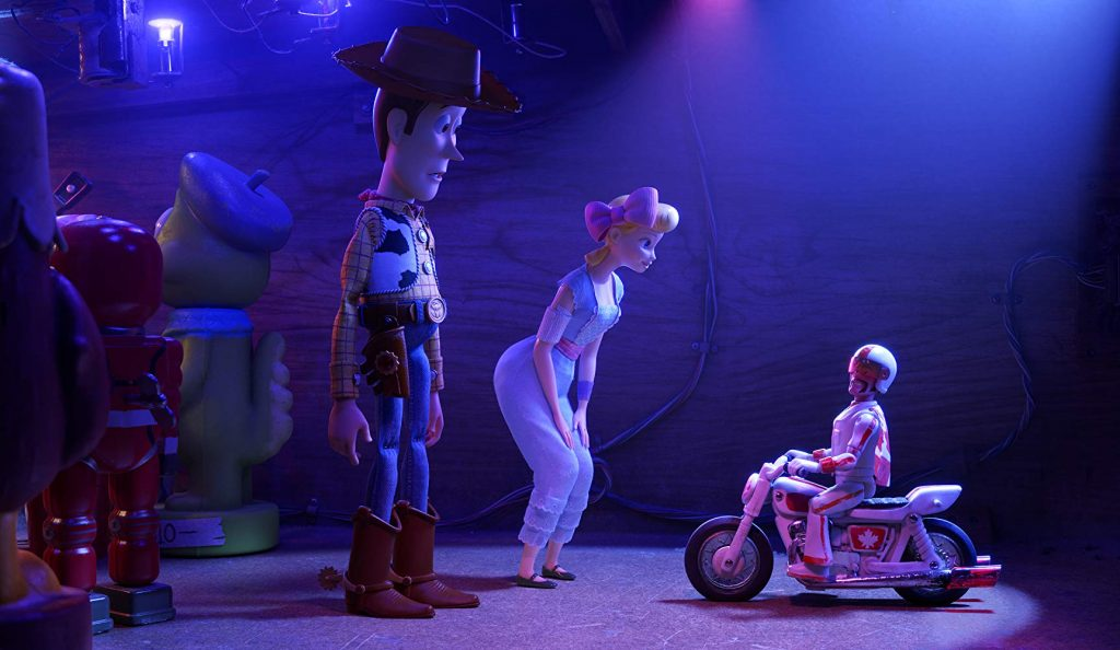Woody, Bo, Duke