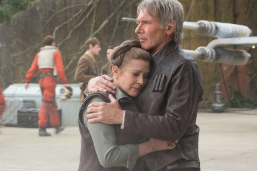 Why We're Thankful for Luke, Leia and Han