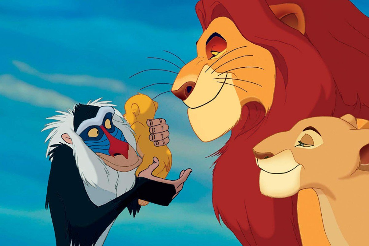 Why We're Thankful for The Lion King