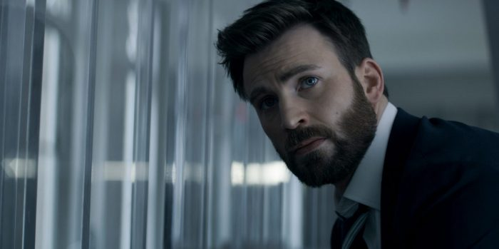 Chris Evans - Emmy Nominations