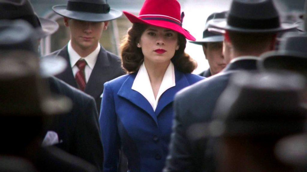 Quarantine Watchlist: Agent Carter
