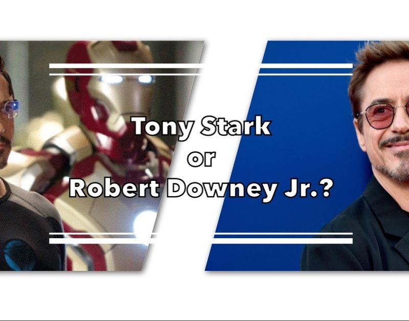 Tony Stark or RDJ quiz