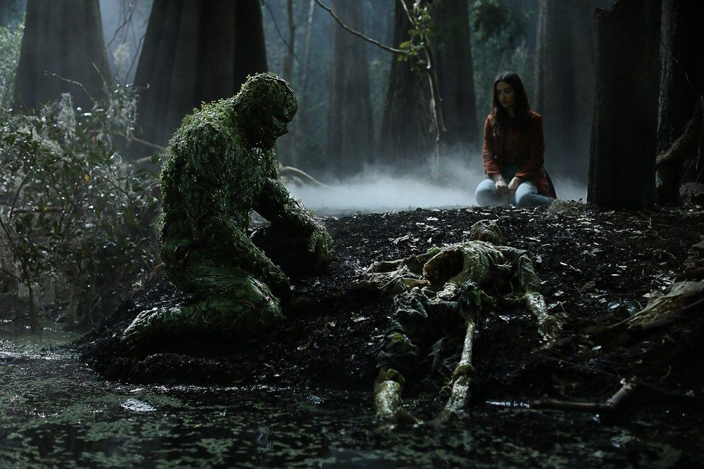 Swamp Thing 1x10