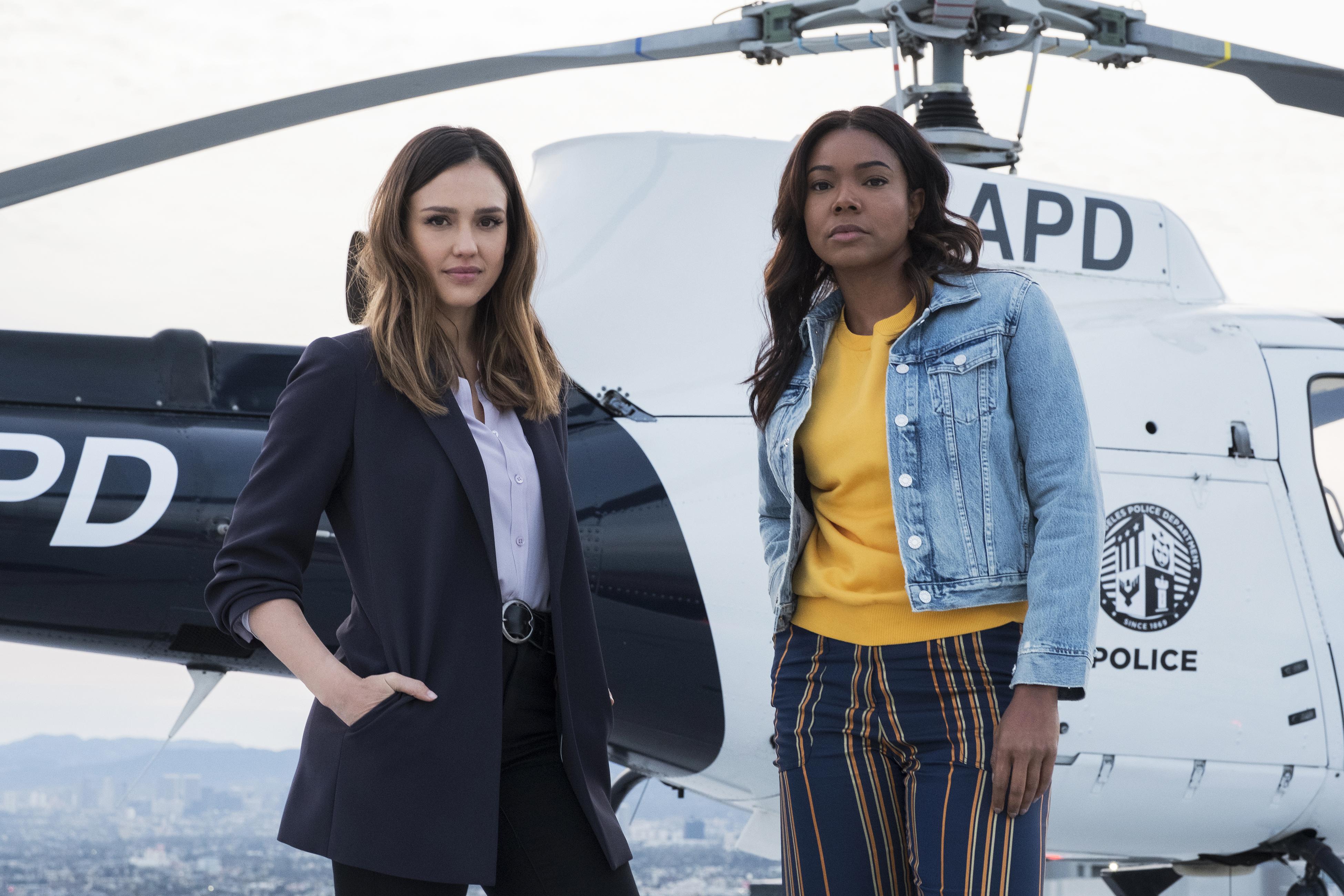 L.A.'s Finest 1x01 Review