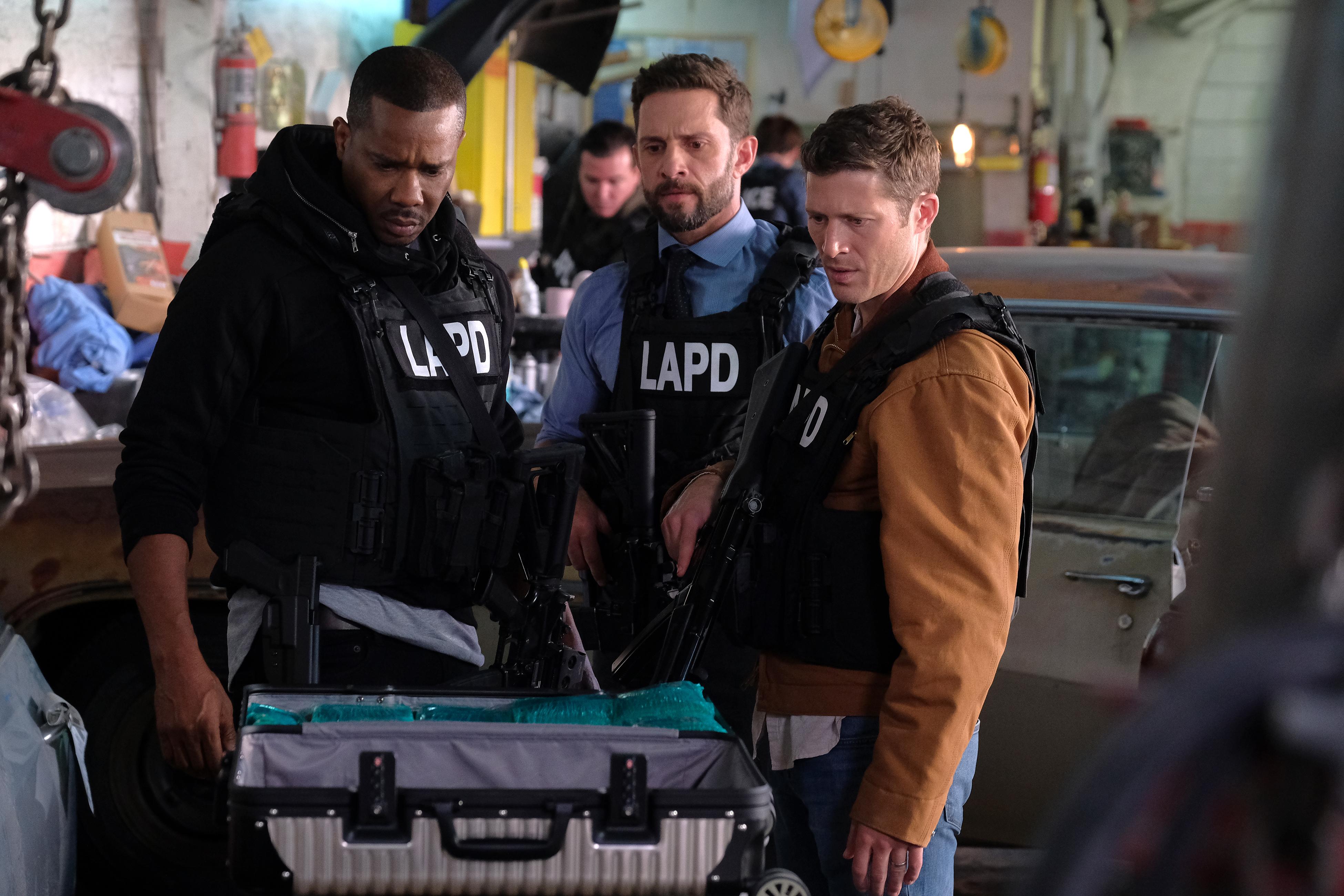 L.A.'s Finest 1x04