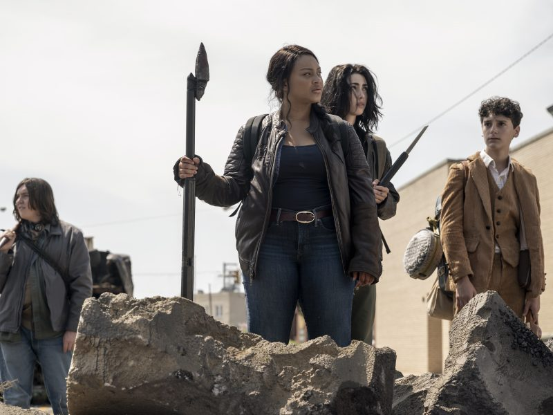 The Walking Dead: World Beyond 1x02 Review