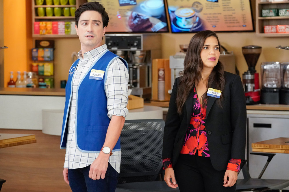 Superstore 6x01