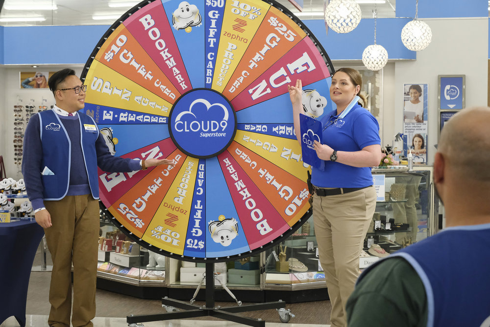Superstore 6x04