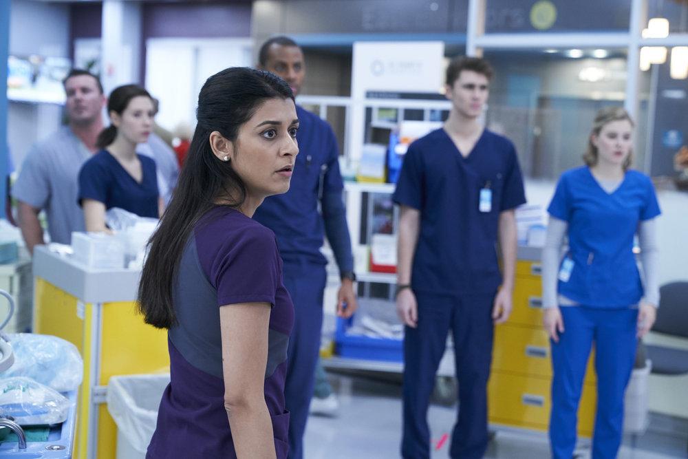 Nurses 1x01