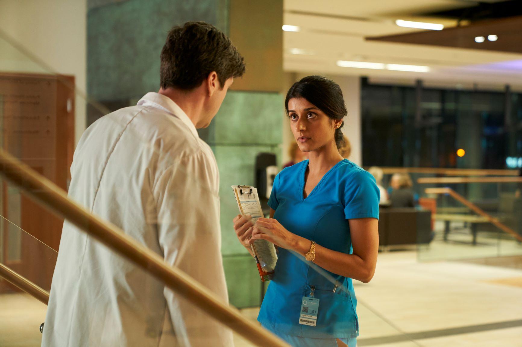 Nurses 1x03