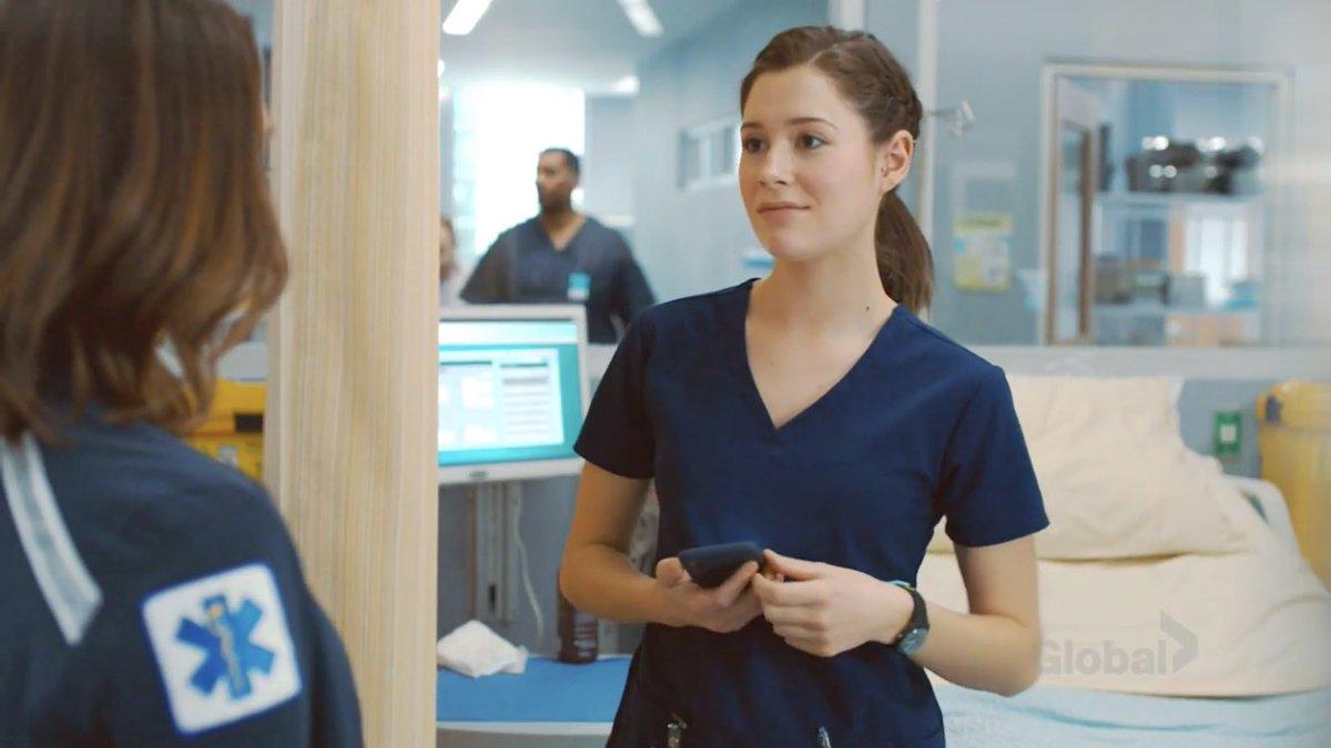 Nurses 1x08