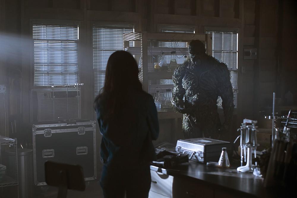 Swamp Thing 1x06