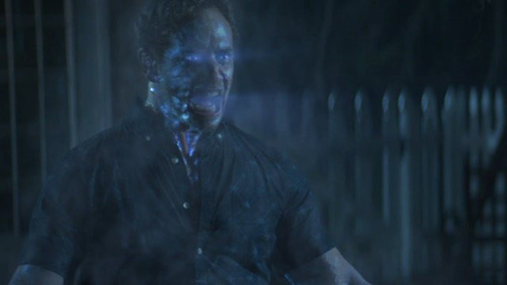Daniel Cassidy/Blue Devil (Ian Ziering)