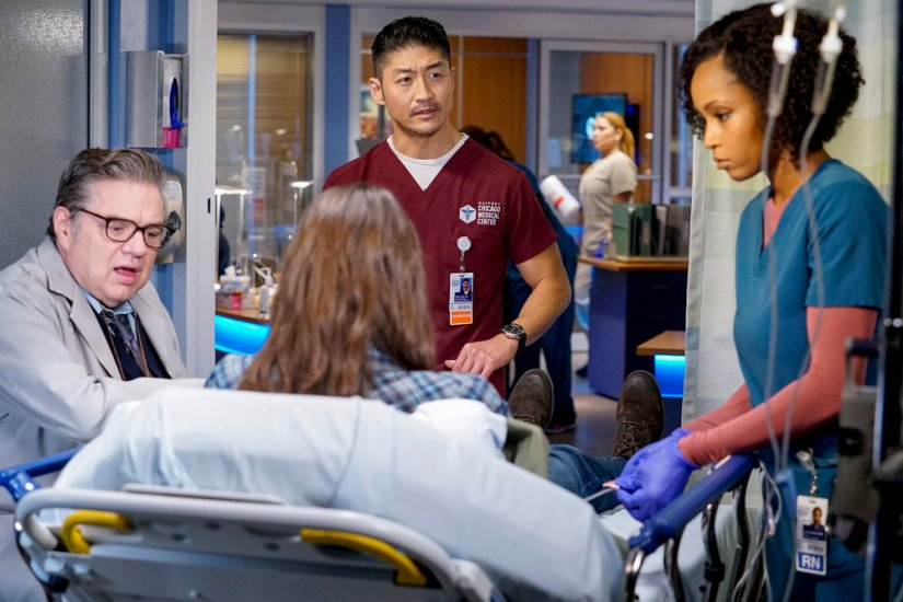 Chicago Med 6x03