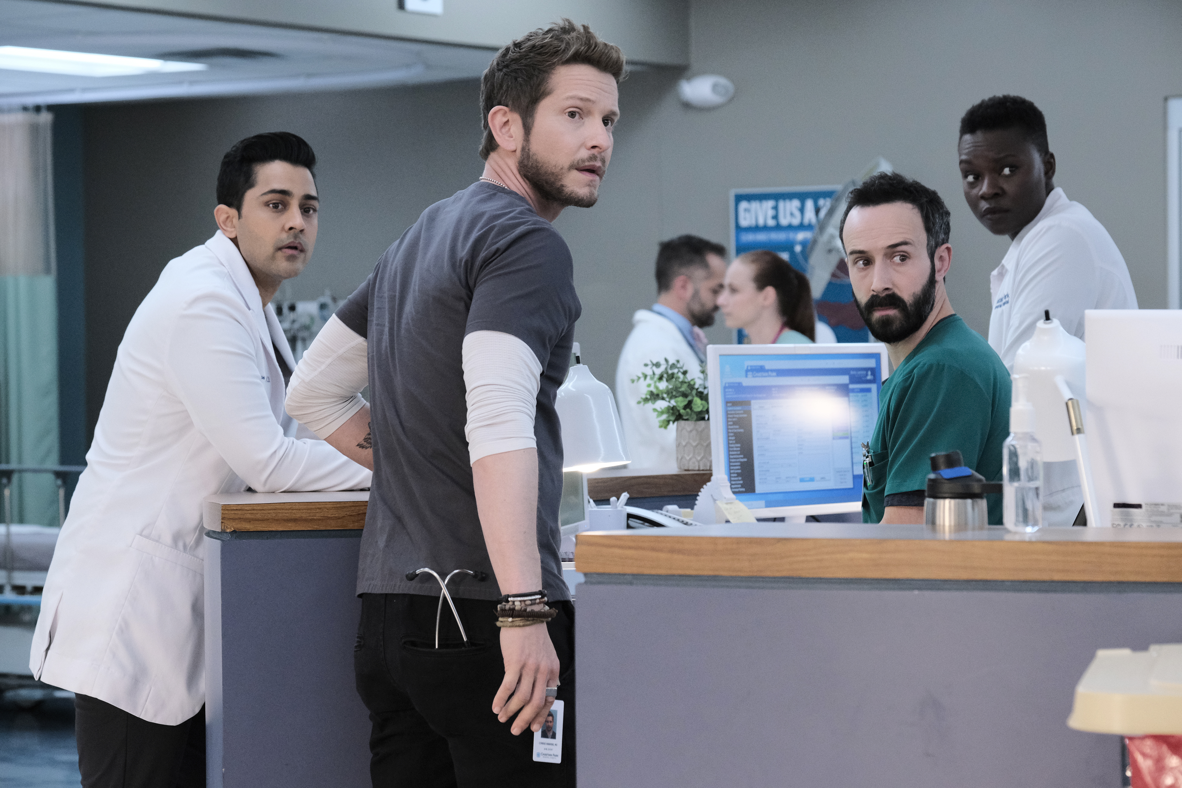 The Resident 4x01