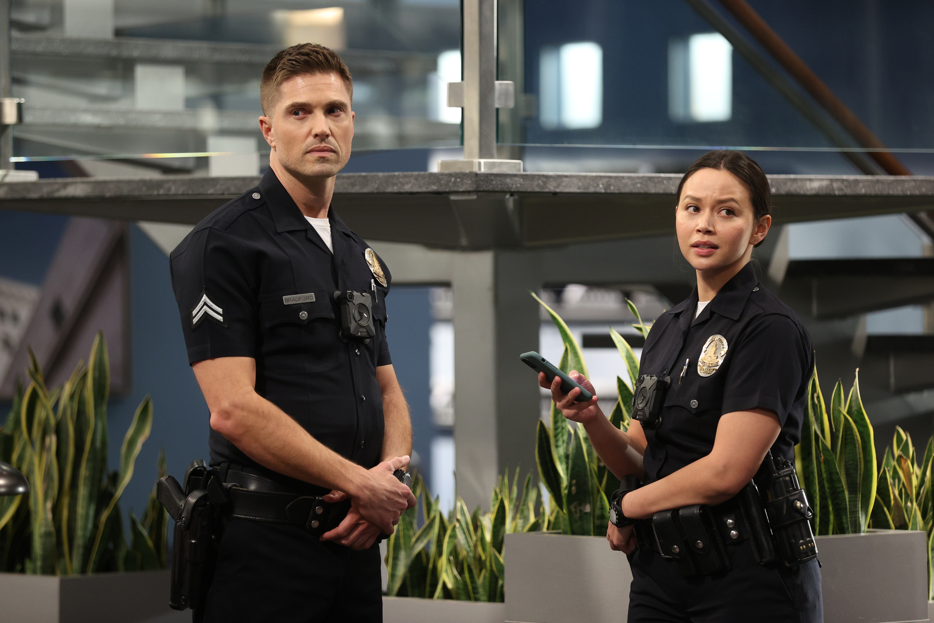 The Rookie 3x05