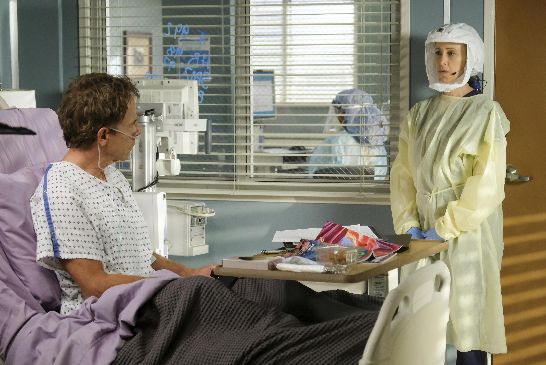Grey's Anatomy 17x07