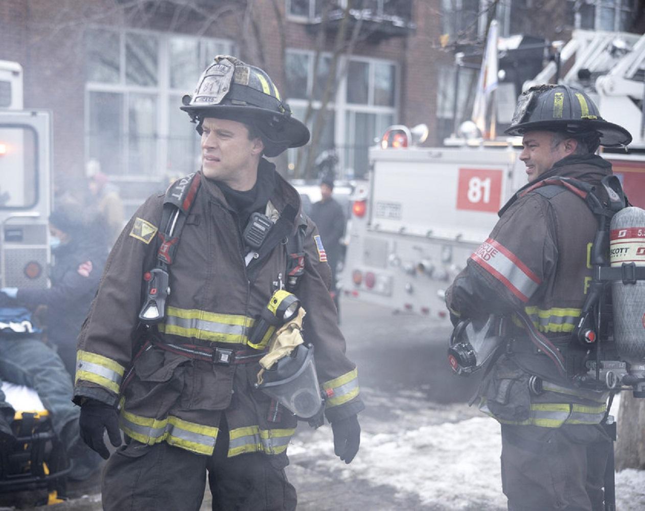 Chicago Fire 9x07