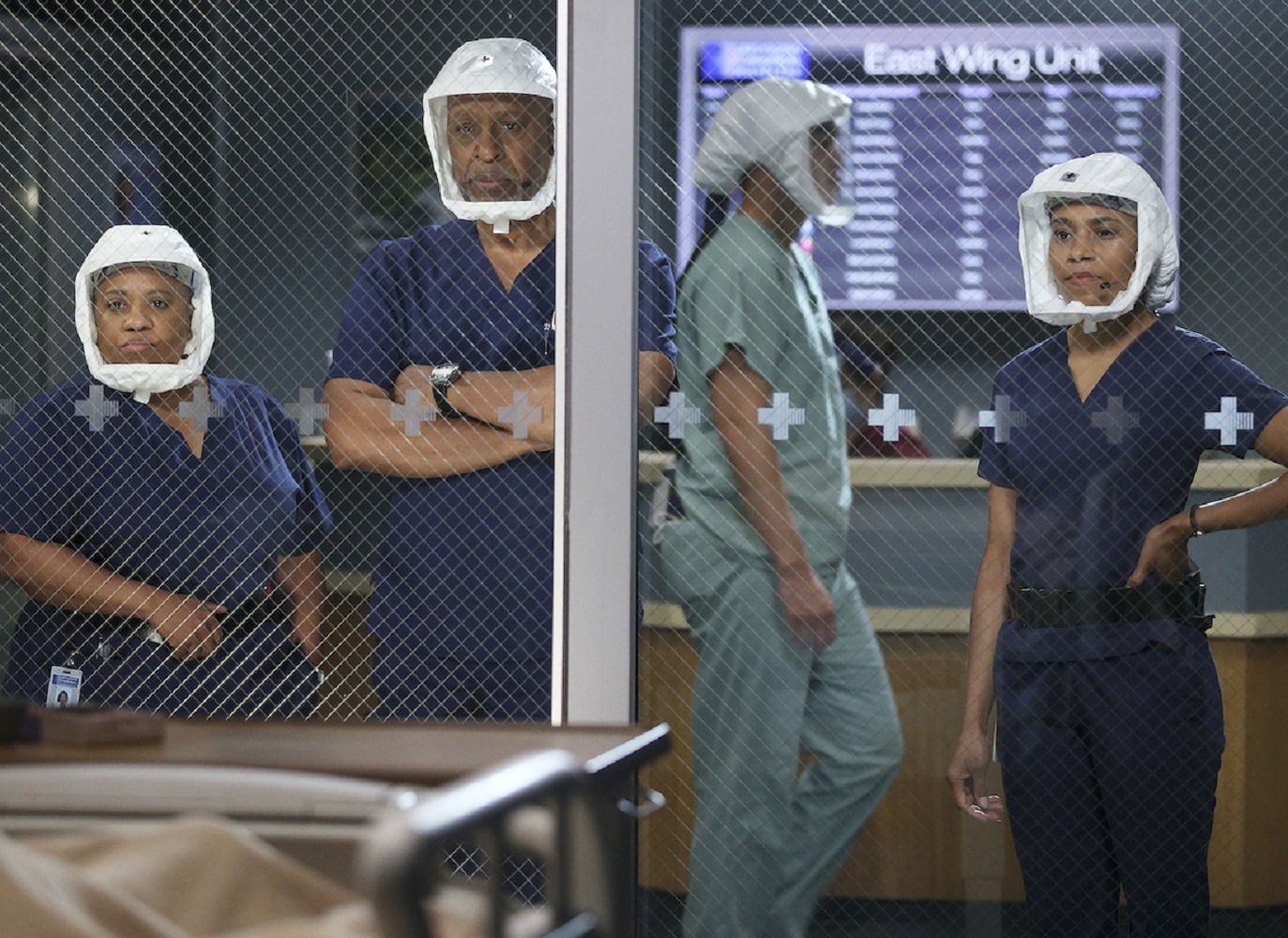 Grey's Anatomy 17x11