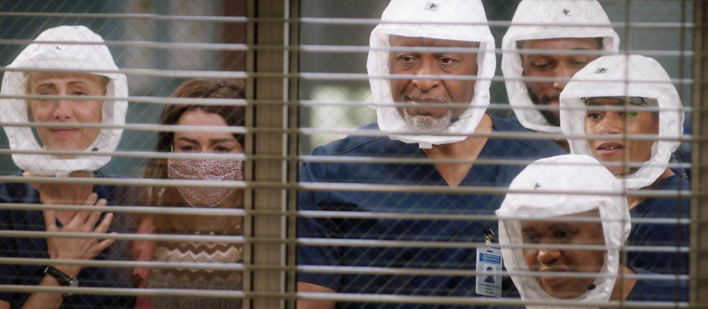 Grey's Anatomy is 17x13