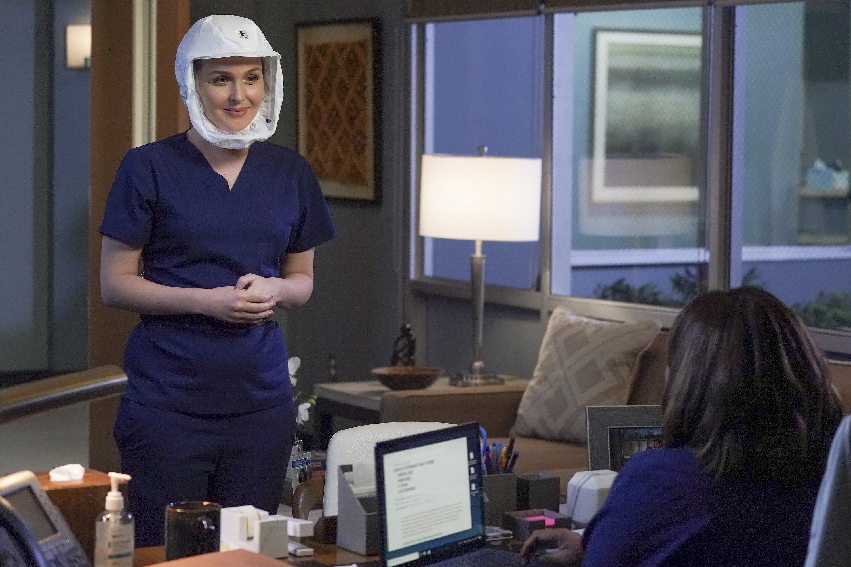 Grey's Anatomy 17x13
