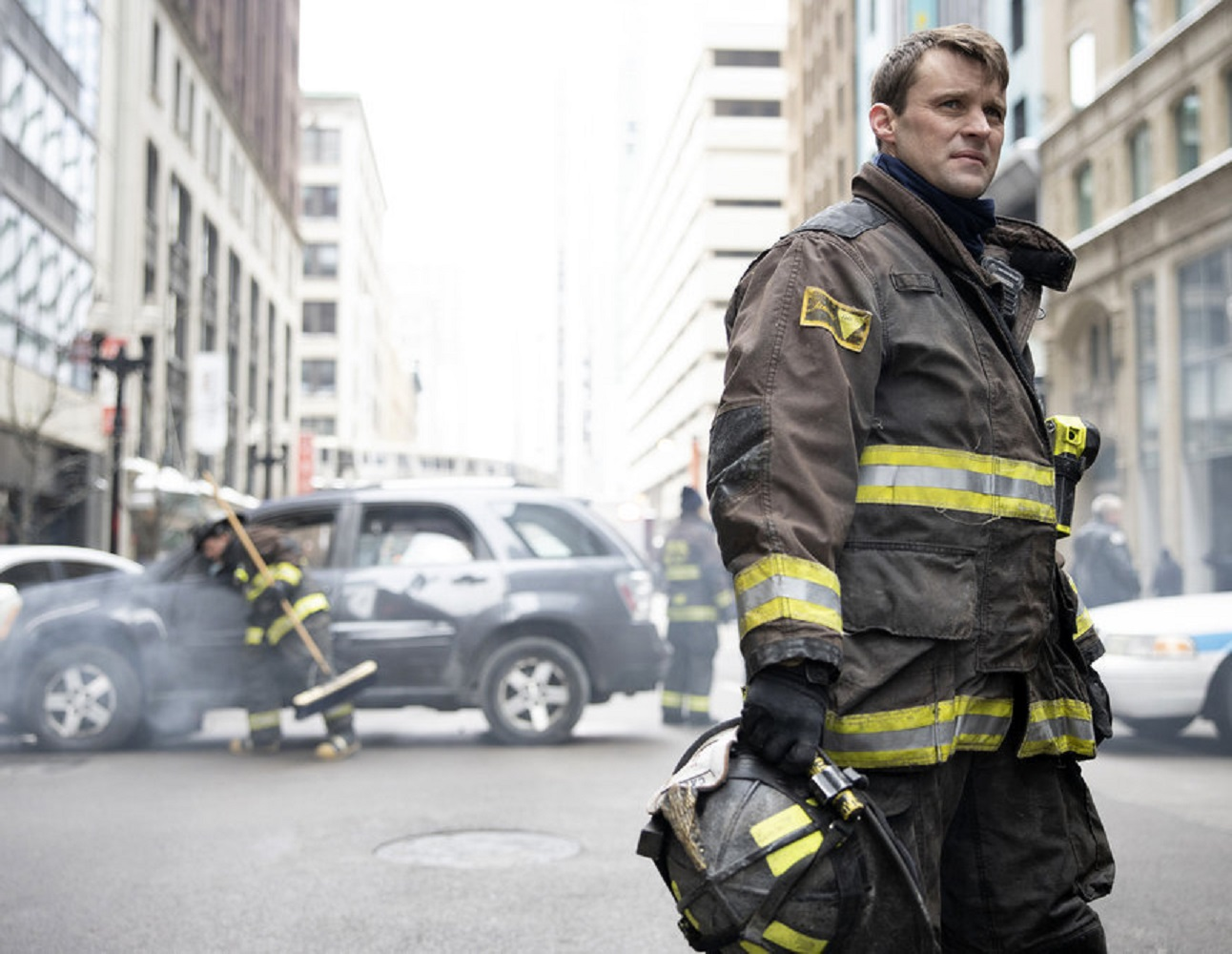 Chicago Fire 9x09