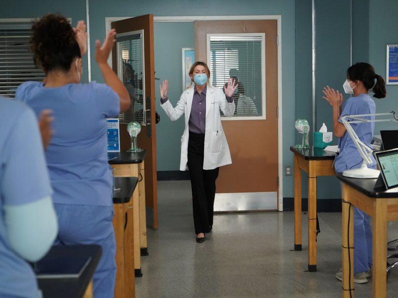 Grey's Anatomy 17x16