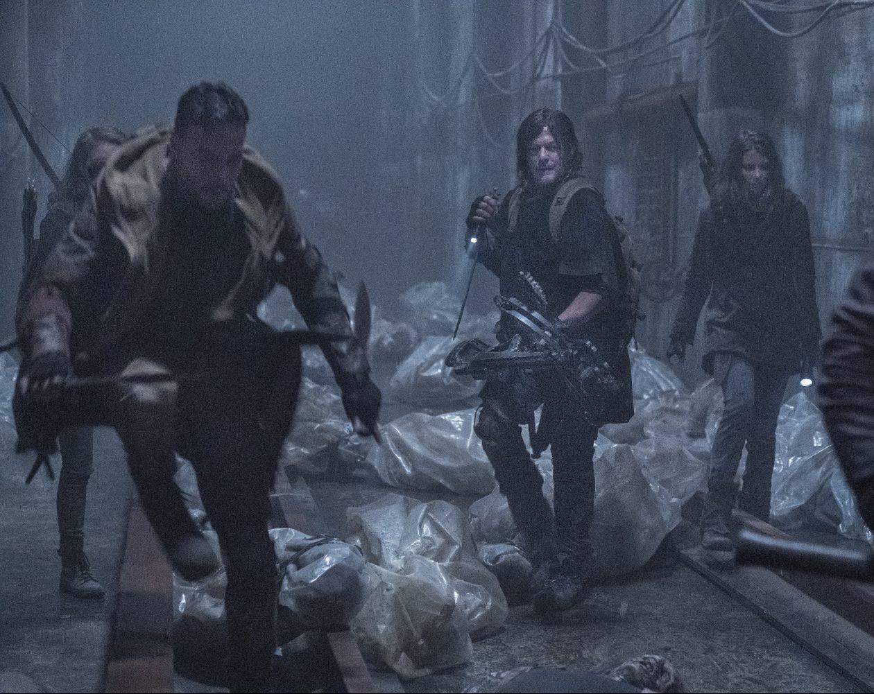 The Walking Dead 11x01