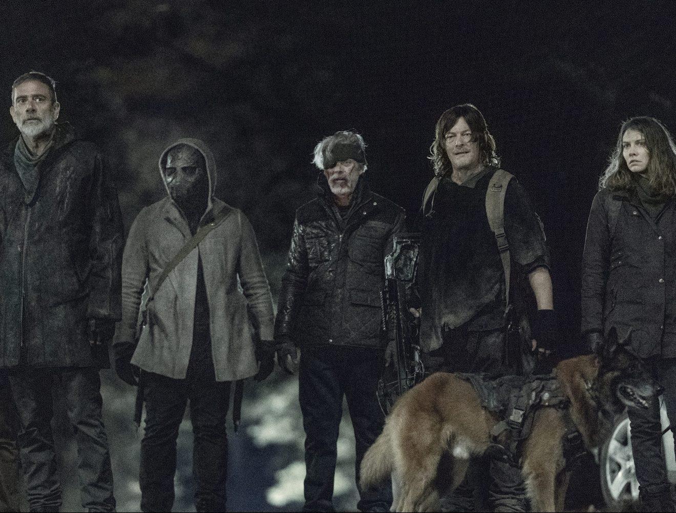 The Walking Dead 11x02